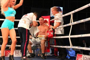 Chorten Boxing Night II