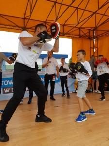 szkólka bokserska Dariusza Snarskiego